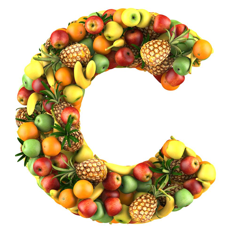 Vitamin C Helps Absorb Iron